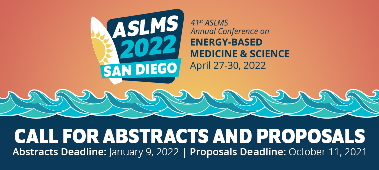 ASLMS 2022 Call for Abstracts and Proposals
