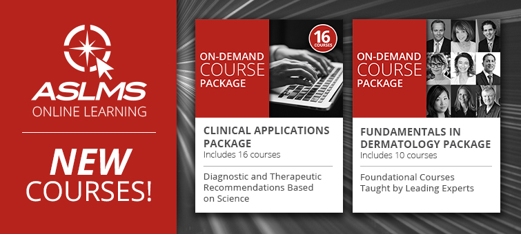 New Courses in the Online Learning Center